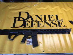 Daniel Defense M4 CRB V7 5.56 NATO